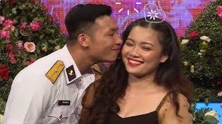 Chàng sĩ quan Hải quân SƯỚNG ĐIÊN CẢ NGƯỜI khi được hẹn hò và HÔN nàng NỮ SINH TUỔI 20 cực đáng yêu