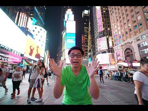 LifeVlog#30 ทริปอเมริกา Washington D.C. - New York (4K)