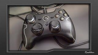 Trust Nomad - Niezły gamepad do PC i PS3