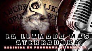 La Llamada Mas Aterradora Recibida en un Programa de Radio # 14 I Pasillo Infinito