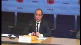 Пресс-конференция Артура Кескинова (14.05.2015) / ICMOSRU