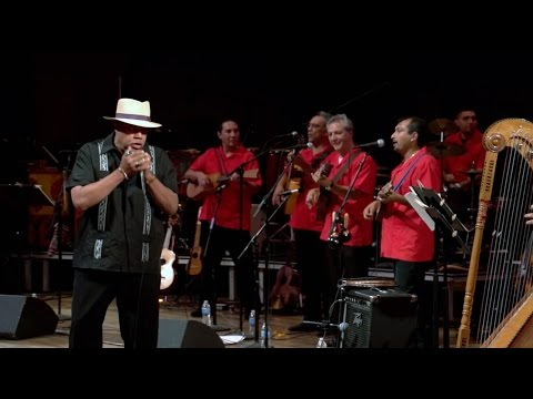 """""""La Bruja"""" son jarocho with Chicago Blues featuring Billy Branch"""