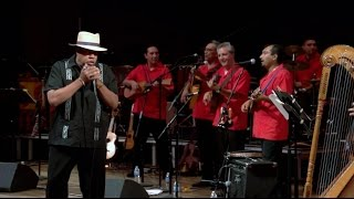 """La Bruja"" son jarocho with Chicago Blues featuring Billy Branch"