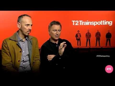 T2: Trainspotting - Ewen Bremner and Robert Carlyle