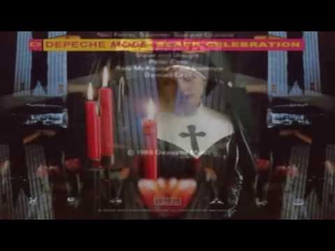 Depeche Mode - Black Celebration Tour 86