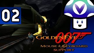 [Vinesauce] Vinny - GoldenEye 007 (part 2)