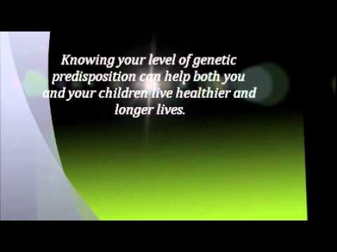 Genetic Predisposition DNA Testing for Health and Disease