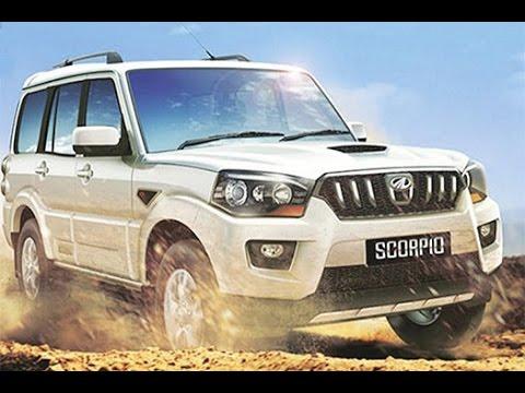 Mahindra Scorpio New Generation Scorpio S10 Youtube