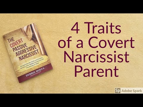 4 Traits Of A Covert Narcissist Parent