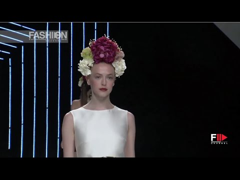 ISABEL SANCHIS Bridal 2016 | Barcelona Bridal Fashion Week by Fashion Channel