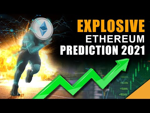 Explosive ETHEREUM Prediction 2021 (Pay Attention To THIS Date)