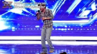Matt Cardle's X Factor Audition X Factor Audition 2010 - Matt Cardle Full Version