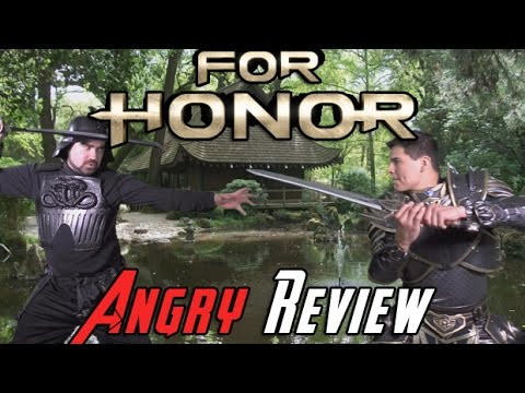 For Honor Angry Review