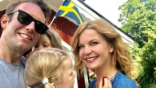 Mit dem WOHNMOBIL und Kindern durch SCHWEDEN I Vlog Die Imhofs