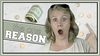 Personal Finance Tips: The 1 Reason for our Financial Success || Personal Finance Basics
