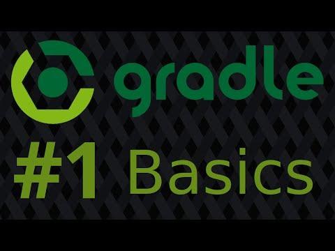 Gradle Tutorial | Episode 1 - The Very Basics
