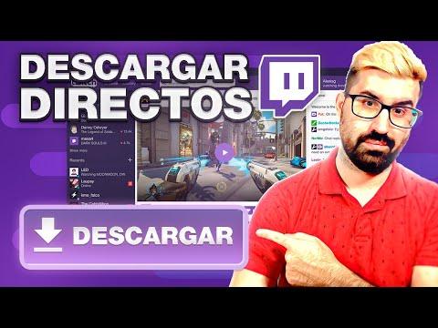👇 Como DESCARGAR VIDEOS de Twitch RÁPIDAMENTE 👇 Como DESCARGAR DIRECTOS de twitch EGOLAND