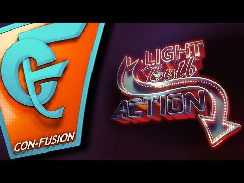 Con Fusion - LightBulbAction ( Fusion8 Tutorial )