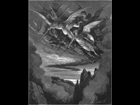 The 2 Incursions of Angels - The Rebel Angels and Fallen Wat