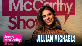 Jillian Michaels on The Jenny McCarthy Show
