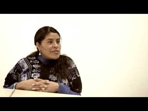 Dignidad, entrevista a Eufrosina Cruz, una mujer fiel a sus principios. streaming vf