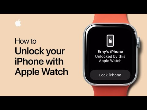 How to unlock your iPhone with your Apple Watch — Apple Support