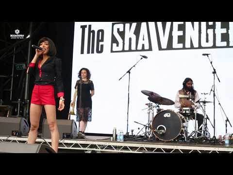 THE SKA VENGERS LIVE @ BOOMTOWN FAIR 2017 TOWN CENTRE STAGE