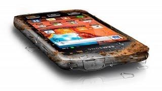 Samsung Galaxy xCover 2 S7710 обзор