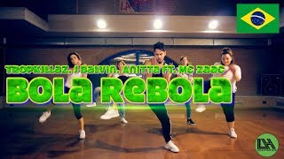 Bola Rebola - Tropkillaz, J Balvin, Anitta ft. MC Zaac by Lessier Herrera Zumba