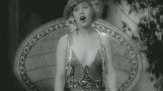 Mary Eaton sings When My Dreams Come True, Marx Bros The Cocoanuts (1929)