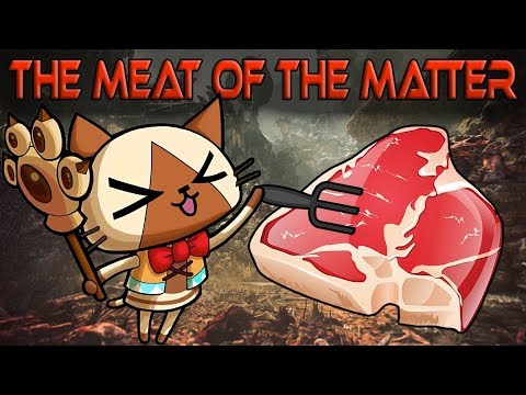 Monster Hunter World: The Meat Of The Matter Quest Location EASY FIND!