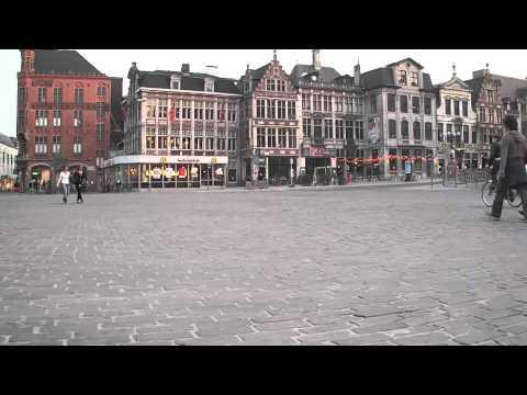 60 Seconds on a Street Corner - Ghent, Flemish Region, Belgium