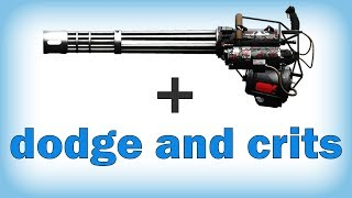 Gambar cover Minigun dodge build (Payday 2)