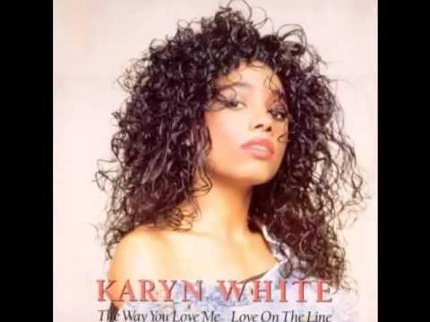 Karyn White The Way You Love Me