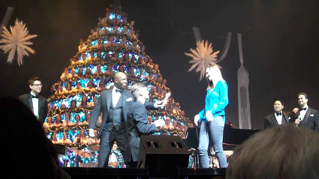 Singing Christmas Tree Edmonton.Edmonton Singing Christmas Tree Proposal