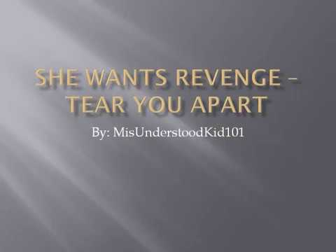 She Wants Revenge-Tear You Apart with lyrics