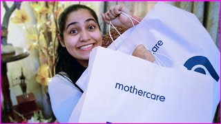 Huge Mothercare Haul for 10month old Baby Boy India | Crazy Indian Mother | RGV Love