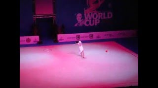 Mondiali ginnastica ritmica a Pesaro: Anna Bessonova