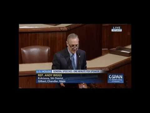 Congressman Andy Biggs on Tax Reform