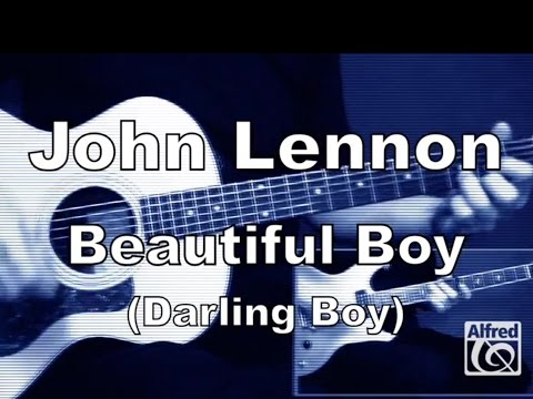 "How to Play ""Beautiful Boy (Darling Boy)"" by John Lennon on Guitar - Lesson Excerpt"