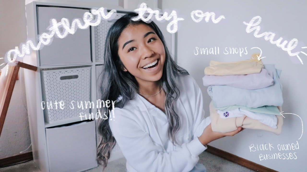 TRY ON CLOTHING + ACCESSORIES HAUL
