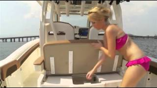 Scout 345 XSF boat review