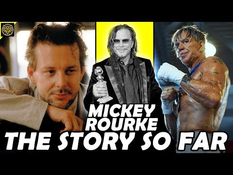 Mickey Rourke Documentary / The Story So Far (2019)