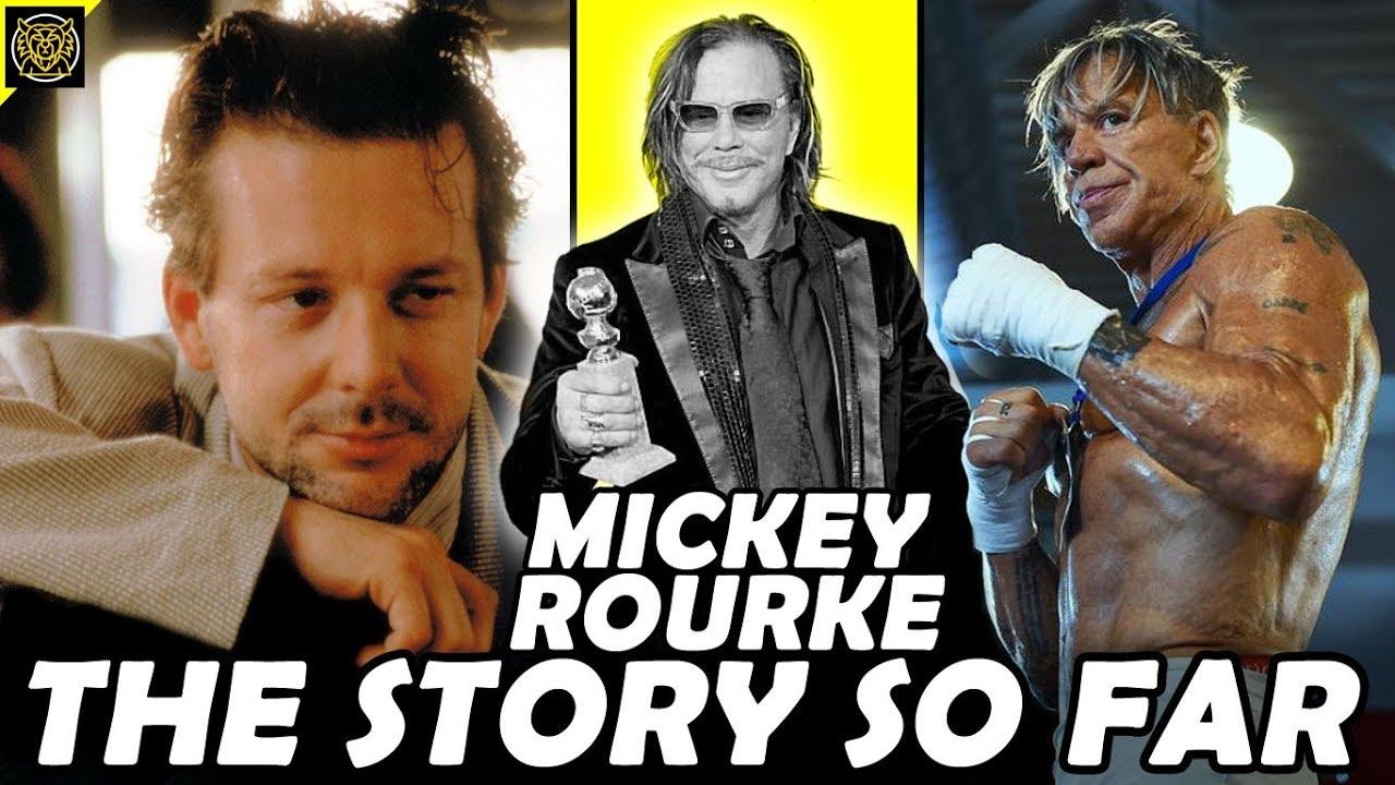 Mickey Rourke Documentary / The Story So Far (2019) - YouTube