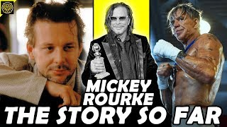 Mickey Rourke Documentary / The Story So Far (2019)