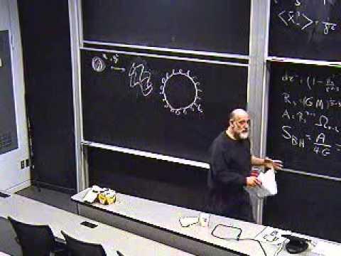 Black Holes & Holography Mini Course -  Lecture 6