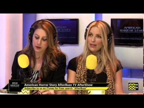 """Download American Horror Story: Coven After Show Season 3 Episode 8 """"The Sacred Taking""""   AfterBuzz TV"""