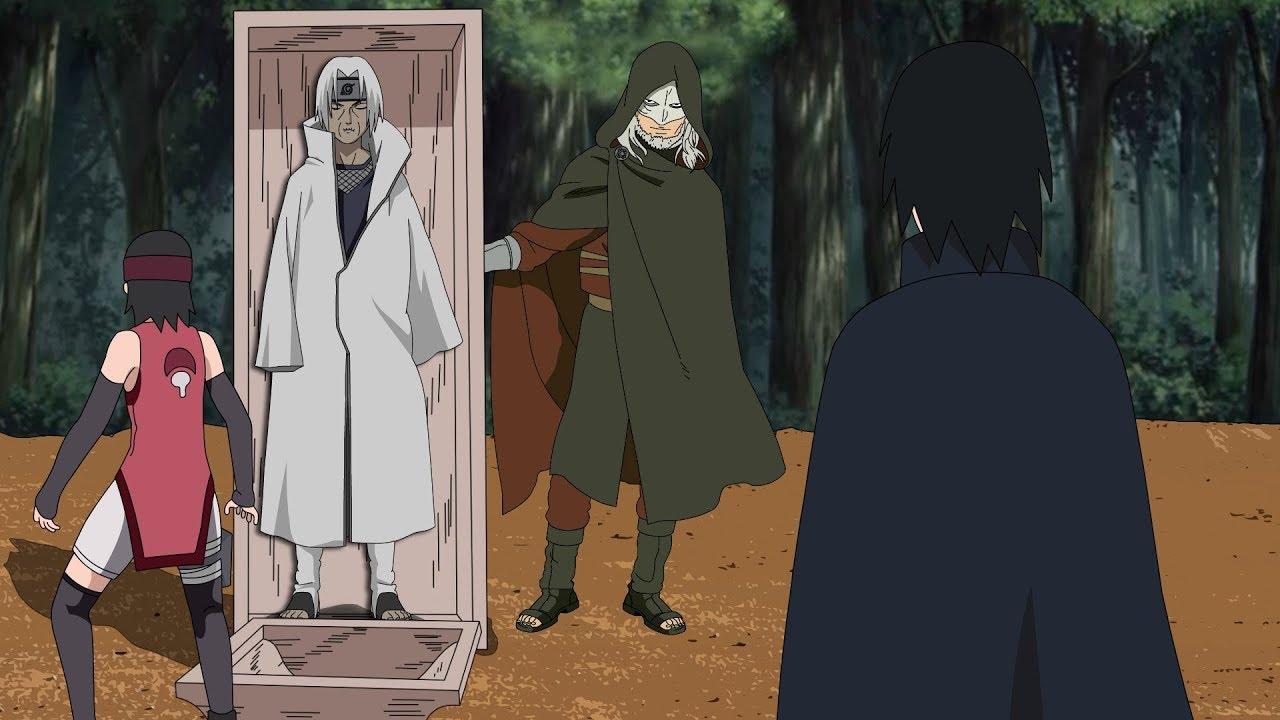 Sarada & Sasuke Meets Itachi - The Uchiha: Boruto Episode Fan Animation
