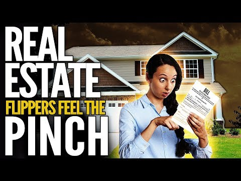 Real Estate Flippers Are Feeling The Pinch - Mike Maloney