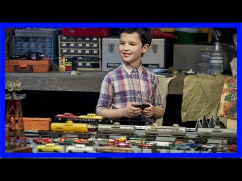 Young sheldon's theme song mighty little man is by steve from blue's clues